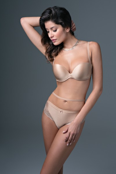 """Unique"" Multiway Balconette Bra"