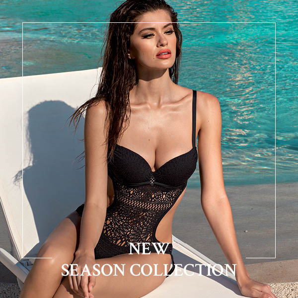 NEW SPRING-SUMMER 2018 SWIMWEAR COLLECTION
