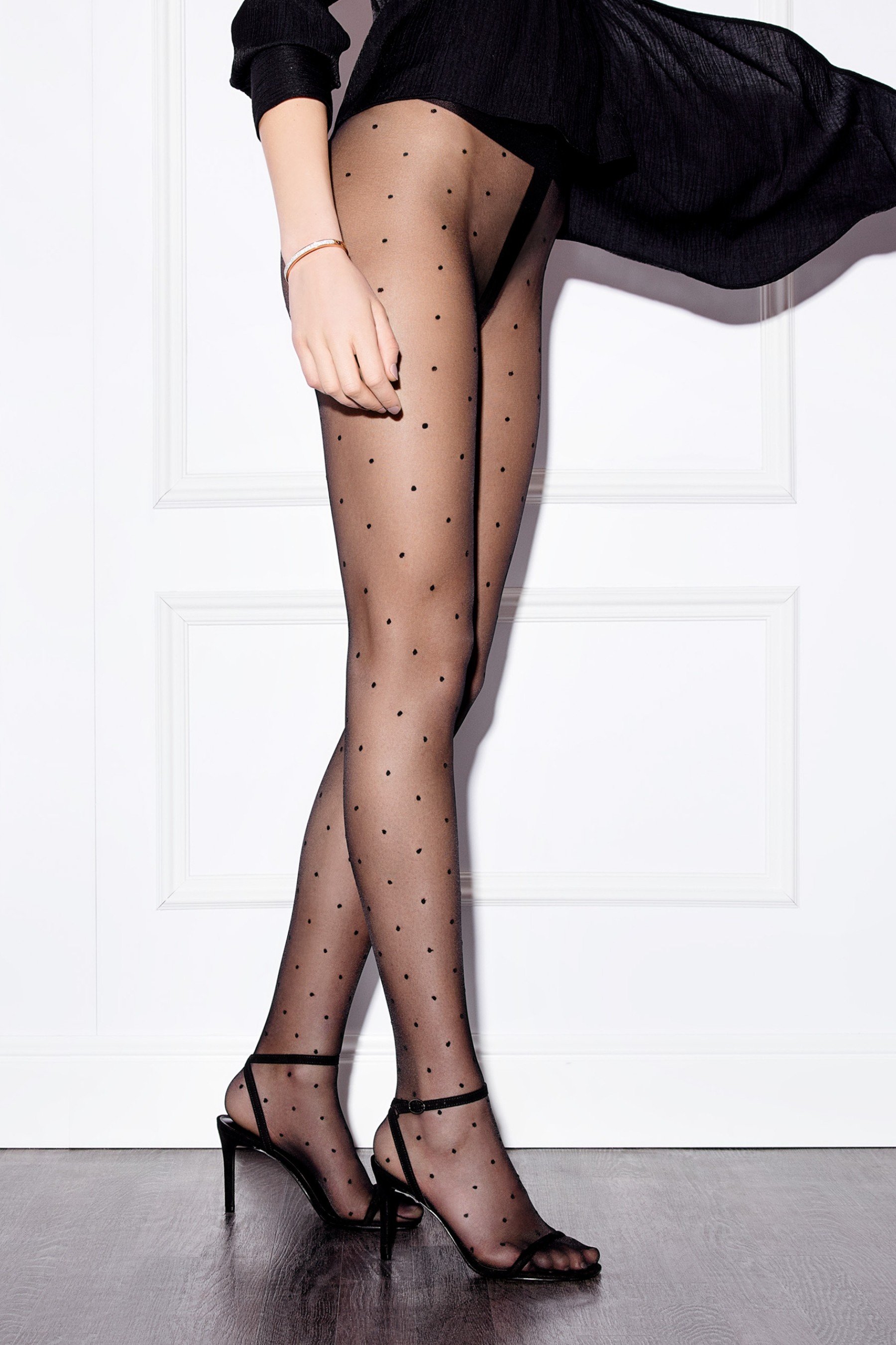 Modern Tights Fashion Dots 20