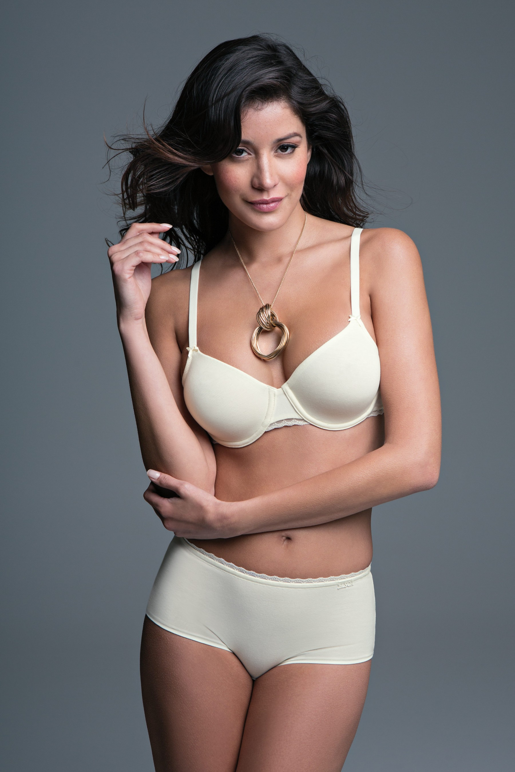 """Anja"" Moulded Cup Bra"