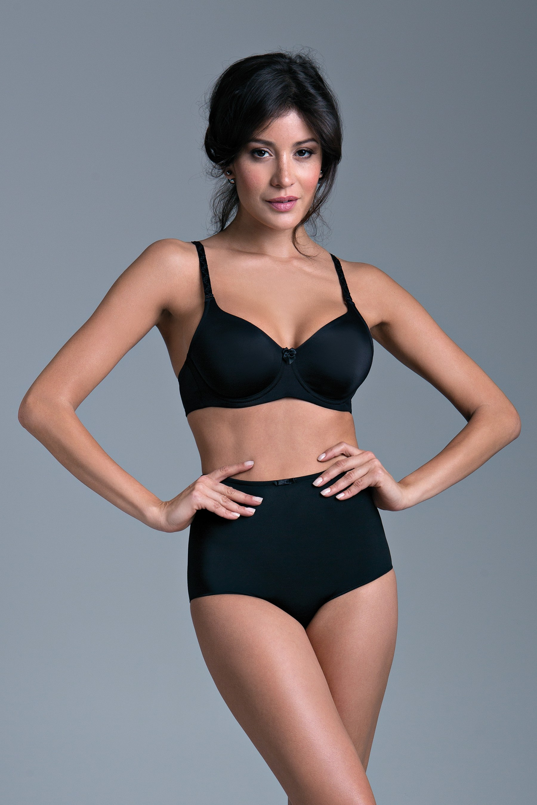 """""""Victoria"""" Wired bra with shaped cups"""