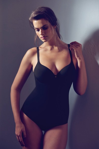»Bella« Padded shaping bodysuit