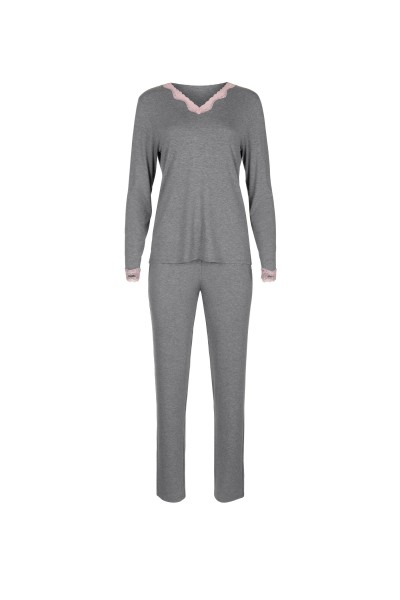 »Gabrielle« Long-sleeved Pyjamas