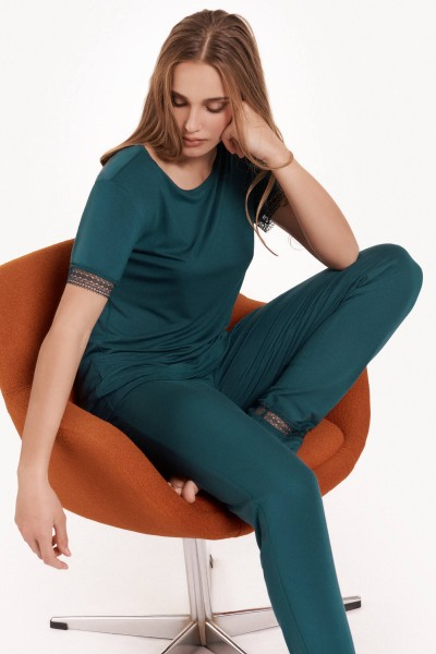 »Helen« Short-sleeved Pyjamas
