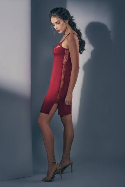 »Ruby« Short Nightdress