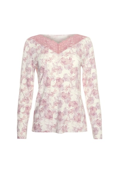 »Isabelle« Pyjama Top with Long Sleeves