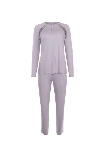 »Ivette« Pyjamas top and bottoms