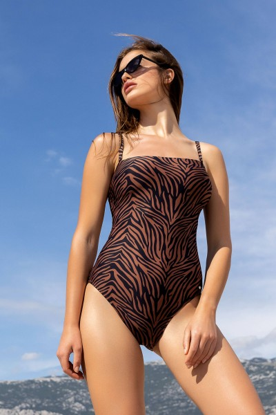 »Lima« Non-wired One-Piece Swimsuit