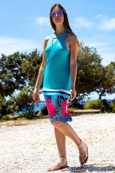 »Tahiti« Halter Neck Beach Dress