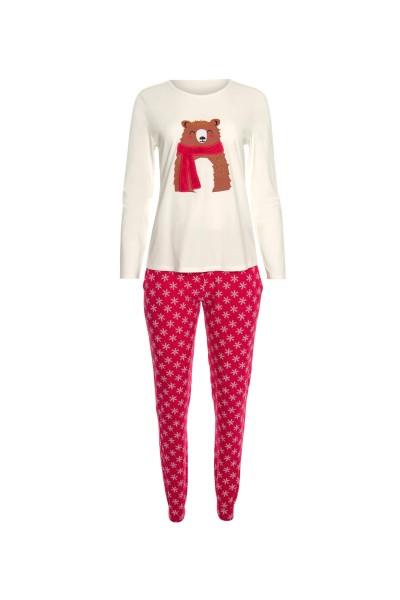 »Wonderland« Long-sleeved Pyjamas