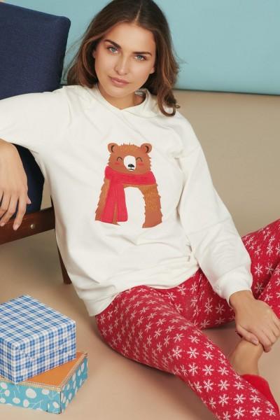 »Wonderland« Pyjamas with Leggings
