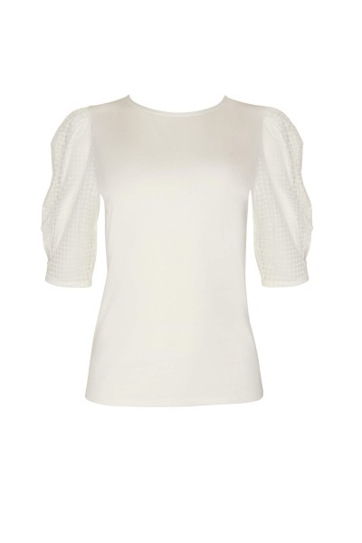 »Limitless« Puff Sleeve Top