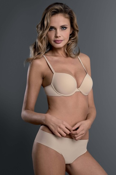 »Bella« Push-up Bra – Light Gel