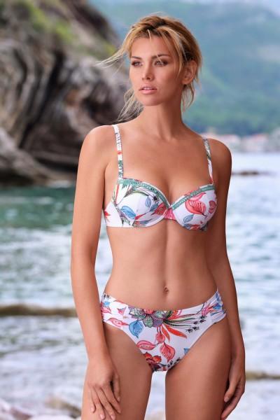 """Jamaica"" Padded Bikini Top"