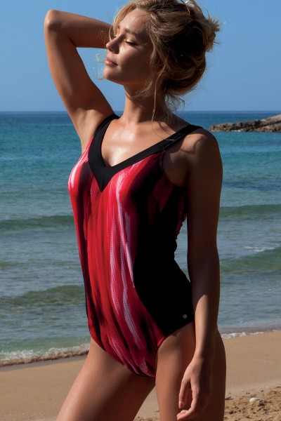 »Jakarta« Padded Non-wired One-Piece Swimsuit