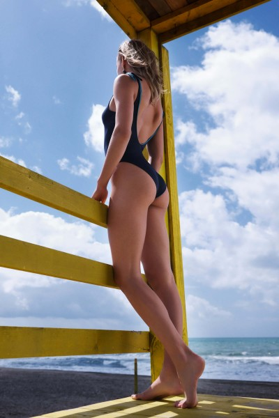 """Kea"" Non-wired One-Piece Swimsuit"