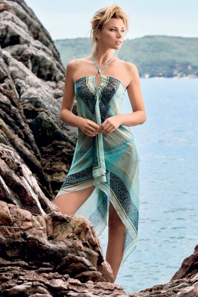 """Freetown"" Beach Dress"