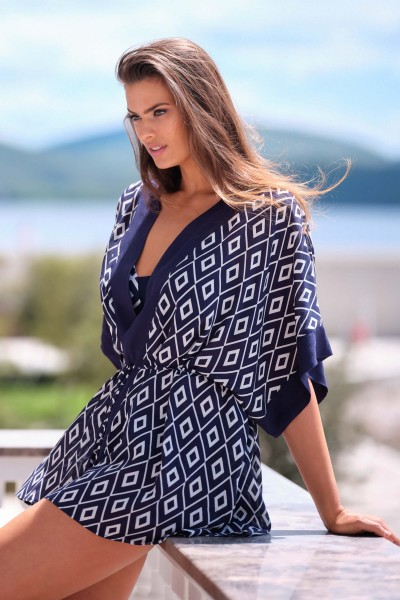 """Costa Rica"" Beach Robe"