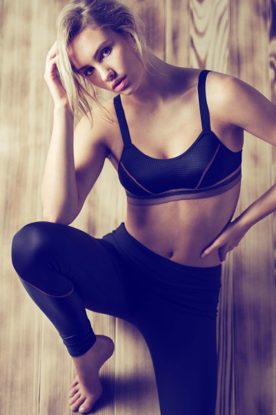 »Energy« Non-wired Sports Bra – F Cup