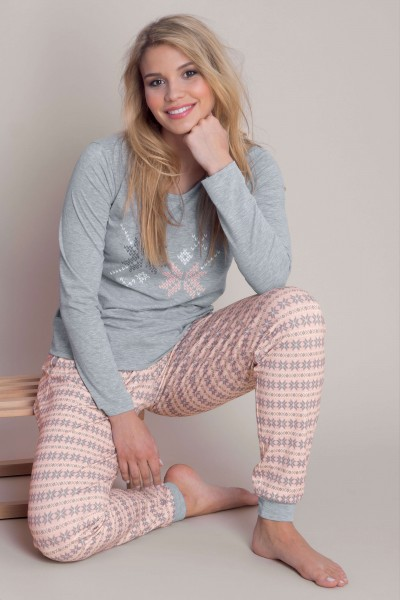»Nordic Fun« Pyjama top and bottoms