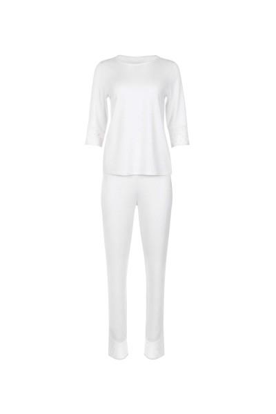 »Romance« 3/4 Sleeve Top and Long Bottoms Pyjamas