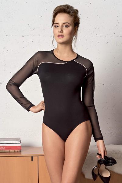 »Charlene« Long Sleeve Body