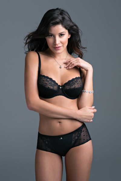 """Irina"" wired bra, up to 100E size"