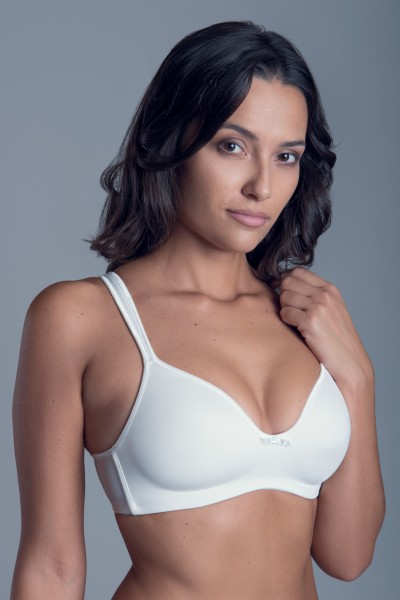 """Victoria"" Wireless soft bra"
