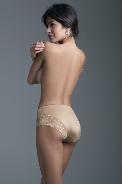 """Olina"" High-waisted briefs"