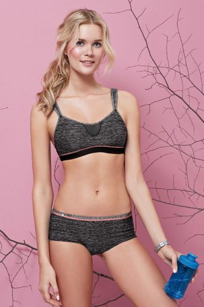 """""""Miss Sporty"""" Foam cup wireless bra"""