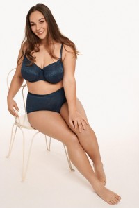 »Evelyn« Underwired Bra - F, G Cups