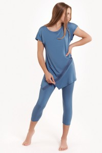 »Helen« Pyjama with tunic