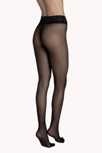 Tights with Lace Selection 30