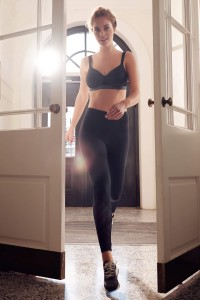 »Powerful« Non-wired Sports Bra – F Cup