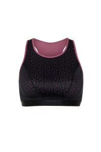 »Playful« Non-wired Sports Top