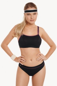 »Playful« Non-wired Sports Bra