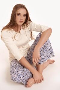 »Limitless« 3/4 Sleeve Top Pyjamas