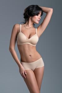 """Victoria"" Wireless soft bra"
