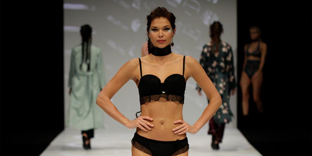 Slovenska moda v Parizu