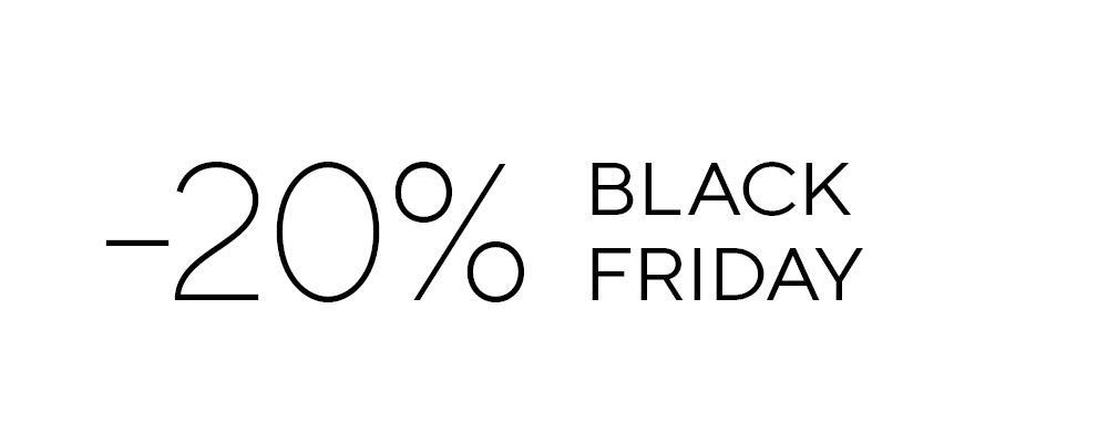 Black Friday – искористете 20% попуст!