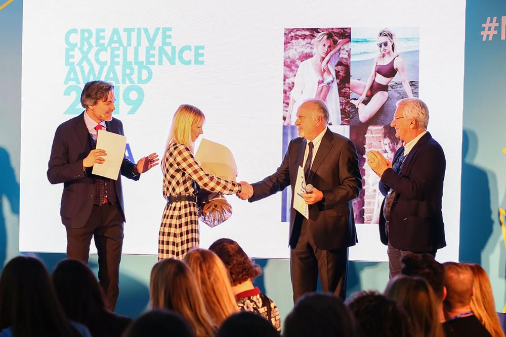 MarediModa »CREATIVE EXCELLENCE AWARD