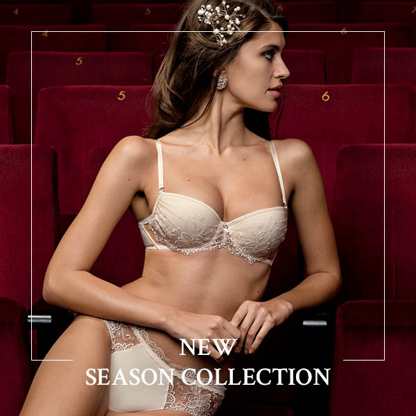 NEW SPRING-SUMMER 2018 LINGERIE COLLECTION