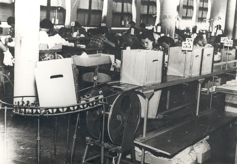 Lisca 1955